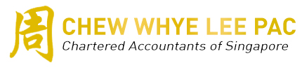 Chew Whye Lee PAC - Chartered Accoutants of Singapore